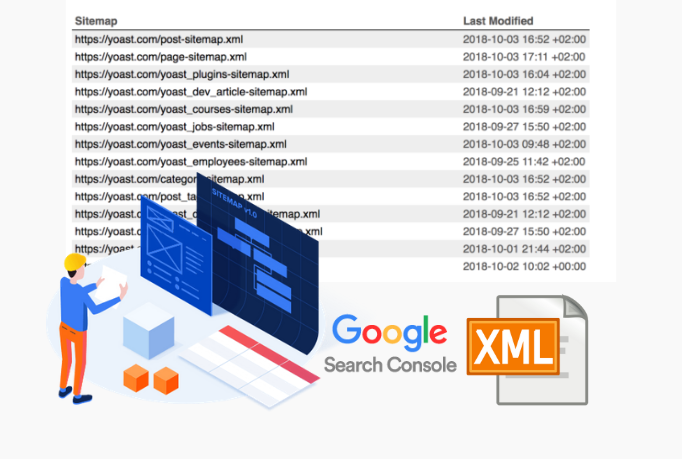 I will Professionally create XML sitemap, robot txt or fix google search console index errors