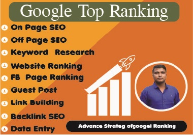 I will do high quality dofollow backlinks for SEO service