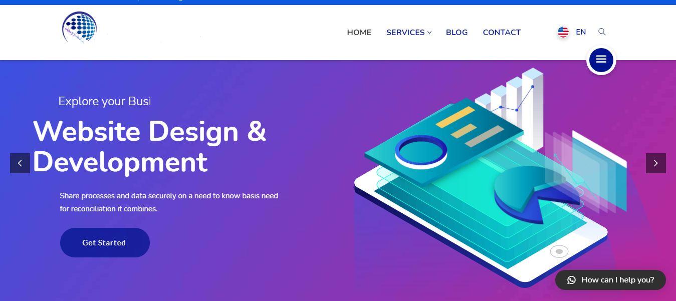 I will create your website using WordPress