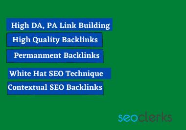 100 Social Profile Backlinks For Your Website