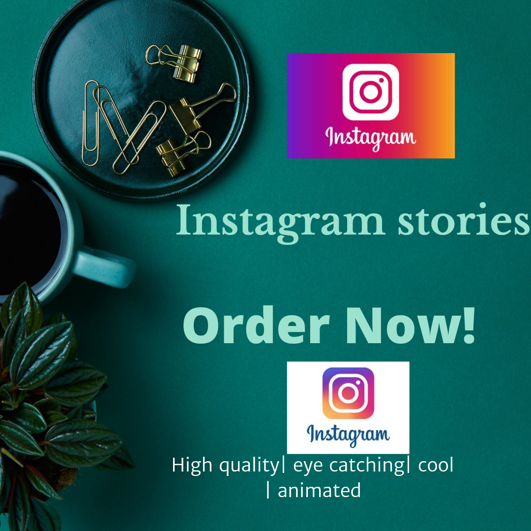 I will create amazing animated 10+ social media post and story