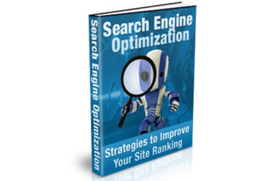 Ebook about Strategies to improve your site ranking