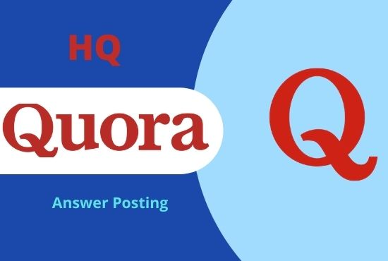 I will promote your website by HQ 20 Quora Answers