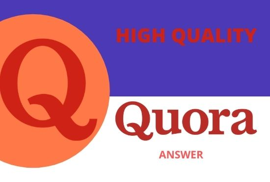 I will Promote your site great 10 Quora answer
