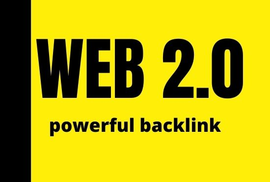 guranteed and handmade web2.0 service for your higher ranking on google