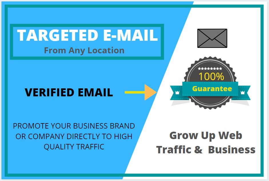 1000+ USA Verified Email List To Improve Your Business and Web Traffic