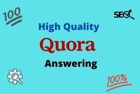 Promote your site with 30 Niche Quora Answers