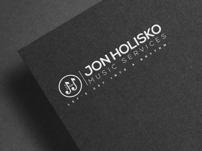 You will get a unique minimalist business logo design