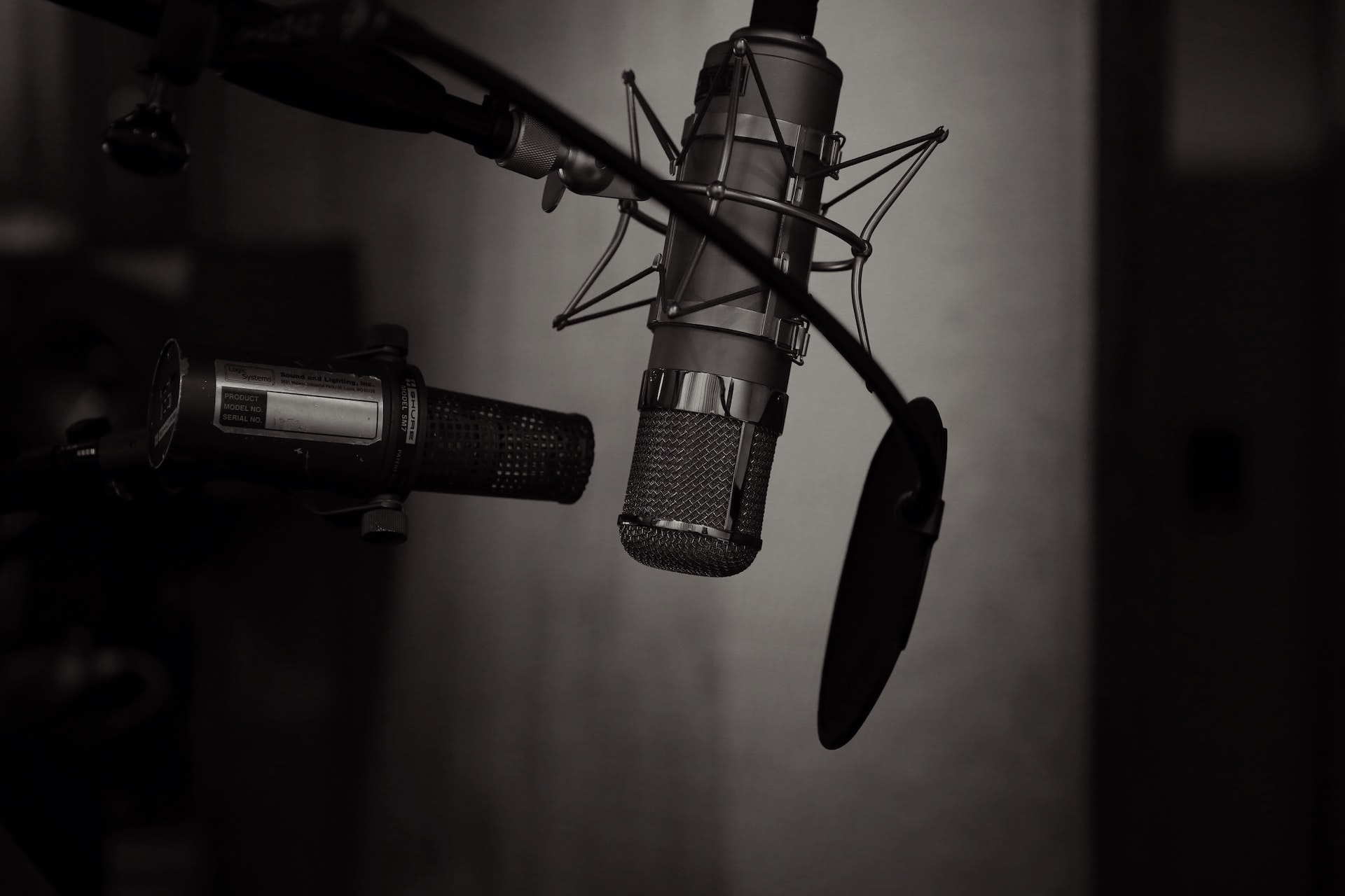 I will record a 100 word VOICEOVER for your project