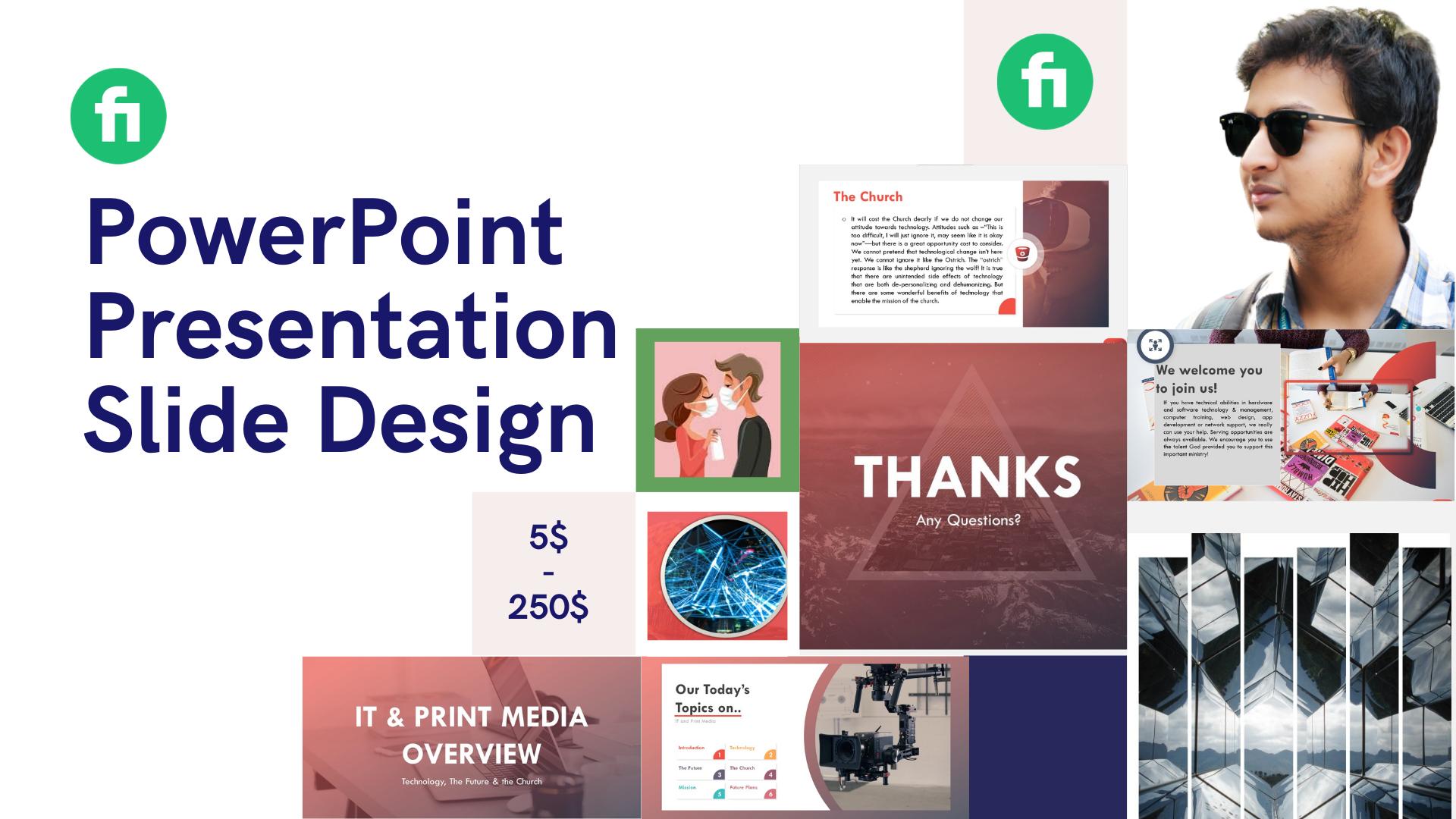 Modern PowerPoint Presentation Slides