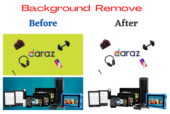 I will do 25 images background removal very fast and professionally