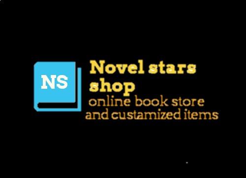 Best Logo for instagram Novel stars shop