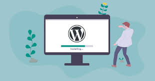 I will do WordPress install and theme setup.