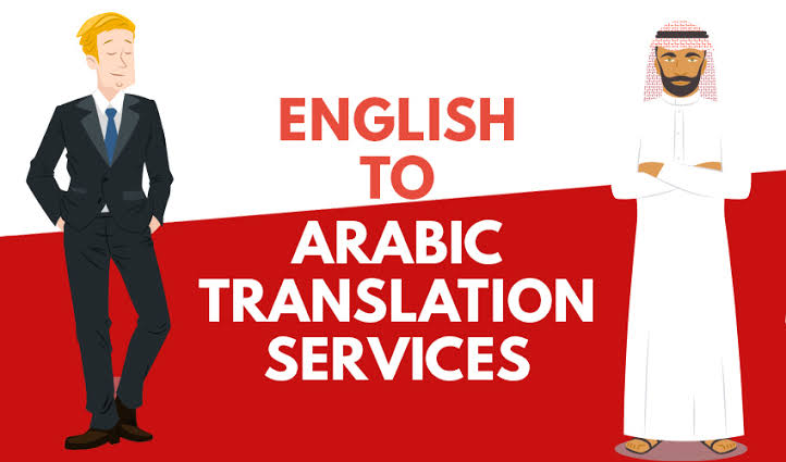 Professional translation from English to Arabic