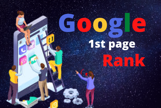 I will guaranteed offer on google 1st page ranking service.