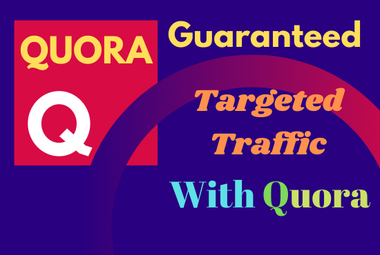 Niche Relevant High Quality Backlinks with Quora