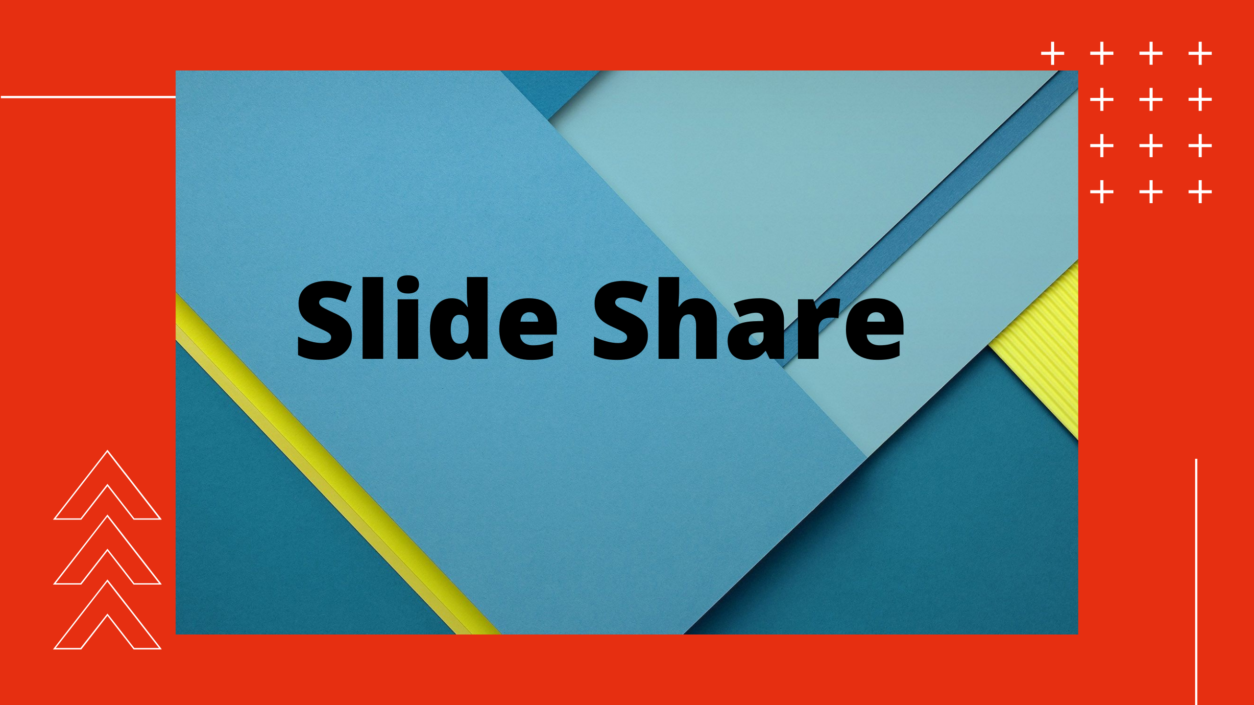 I will give you 150+ slideshare and powerpoint presentation.