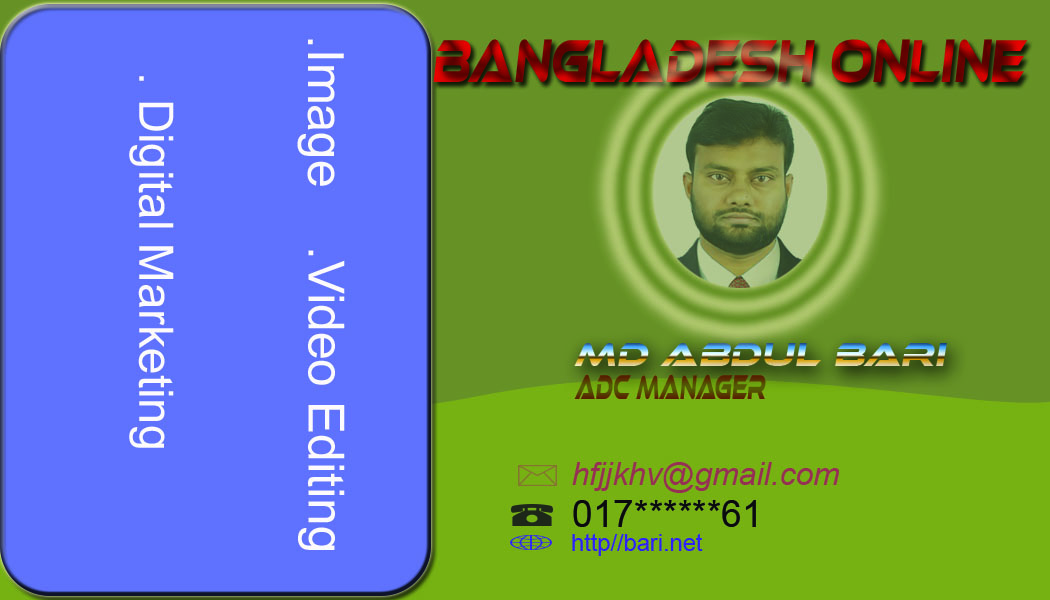 I will beautiful and unique business card design