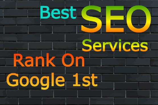 I will do Seo services to rank your website 1st on google