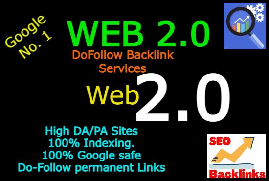 2021 Special-35 High Authority DA PA Web 2.0 Backlink Manually