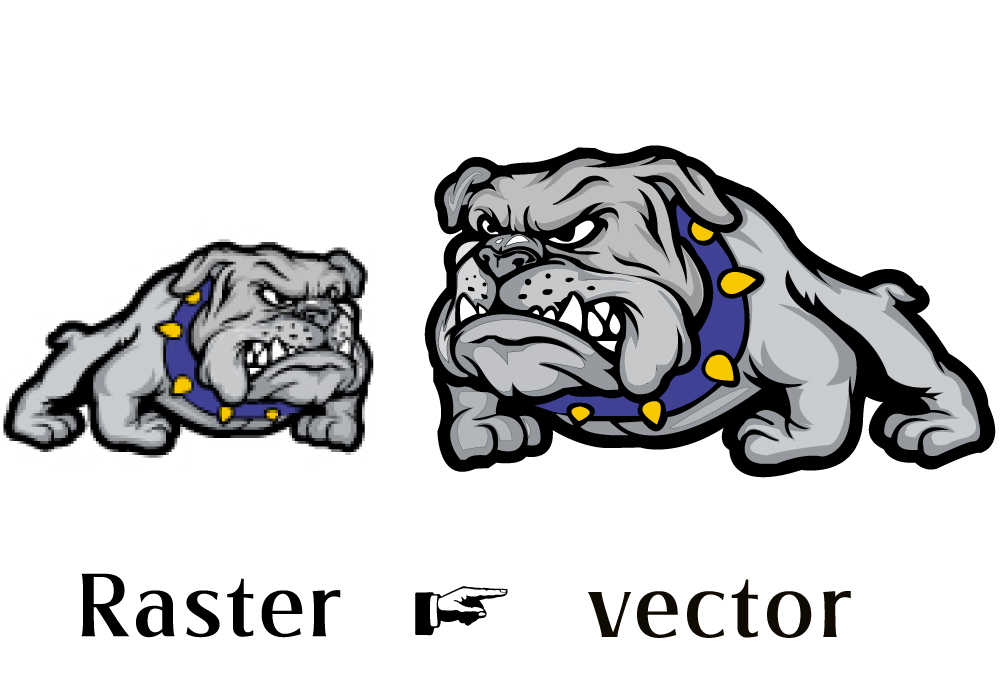 i will do ,vector tracing logo redraw, Recreat the image in ai, eps, SVG format