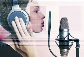 I will record great sound with a professional mic in 5 hours