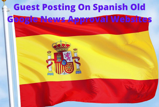 I can add your guest post on my Spanish News website