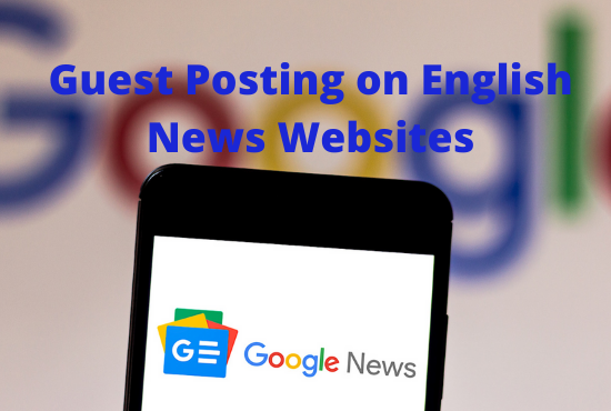 I can add your guest post on my English News website
