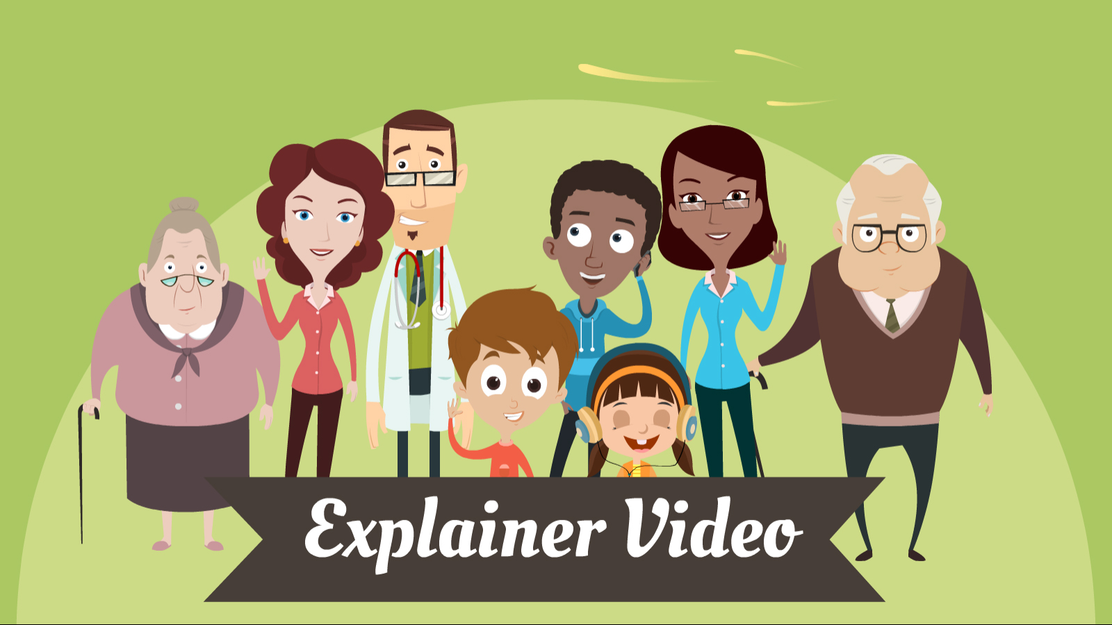 I will create AMAZING animated explainer videos for your brand,  business or product.