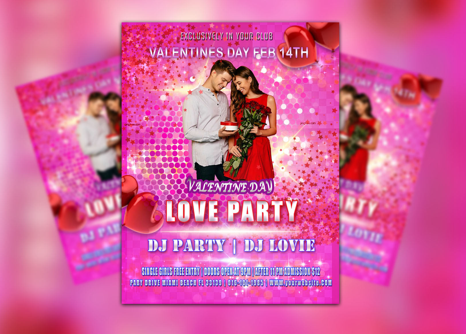 I Will Design Amazing Flyer Or Leaflet