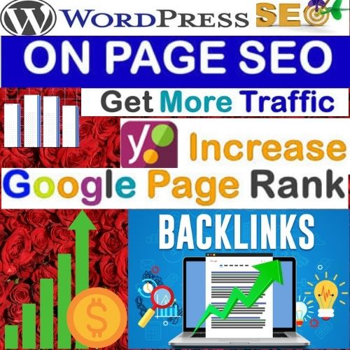 Guaranteed 5 Keywords On Google 1st Page, I will improve and first ranking website SEO
