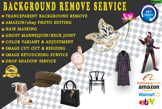 I will do background remove with VIP support