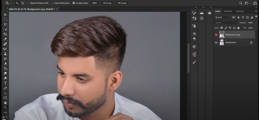 I will Edit professionally Your 3 Photos Remove background Retouch skin color