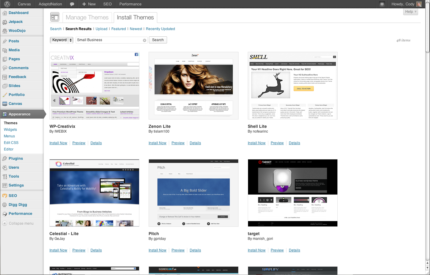 I will create word press website and blog for you