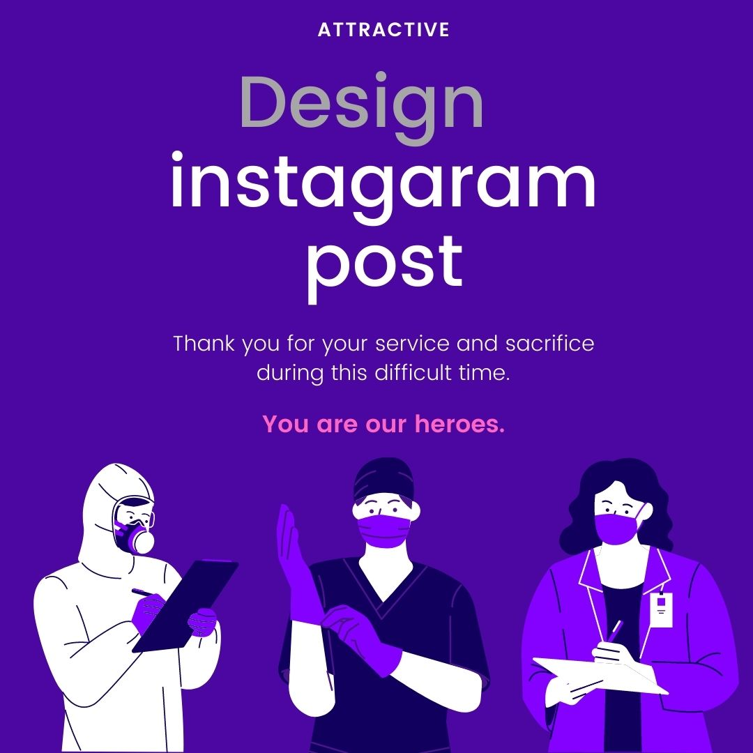 i will design social media post,  insta,  Facebook,  twitter