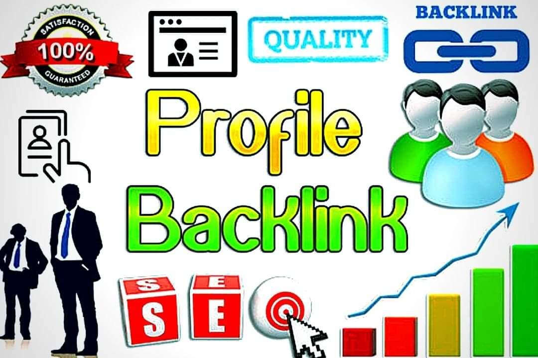 Add create 120+ DOFOLLOW High PR1-PR7+ or DA 30+ Highly Authority Google Dominating BACKLINKS