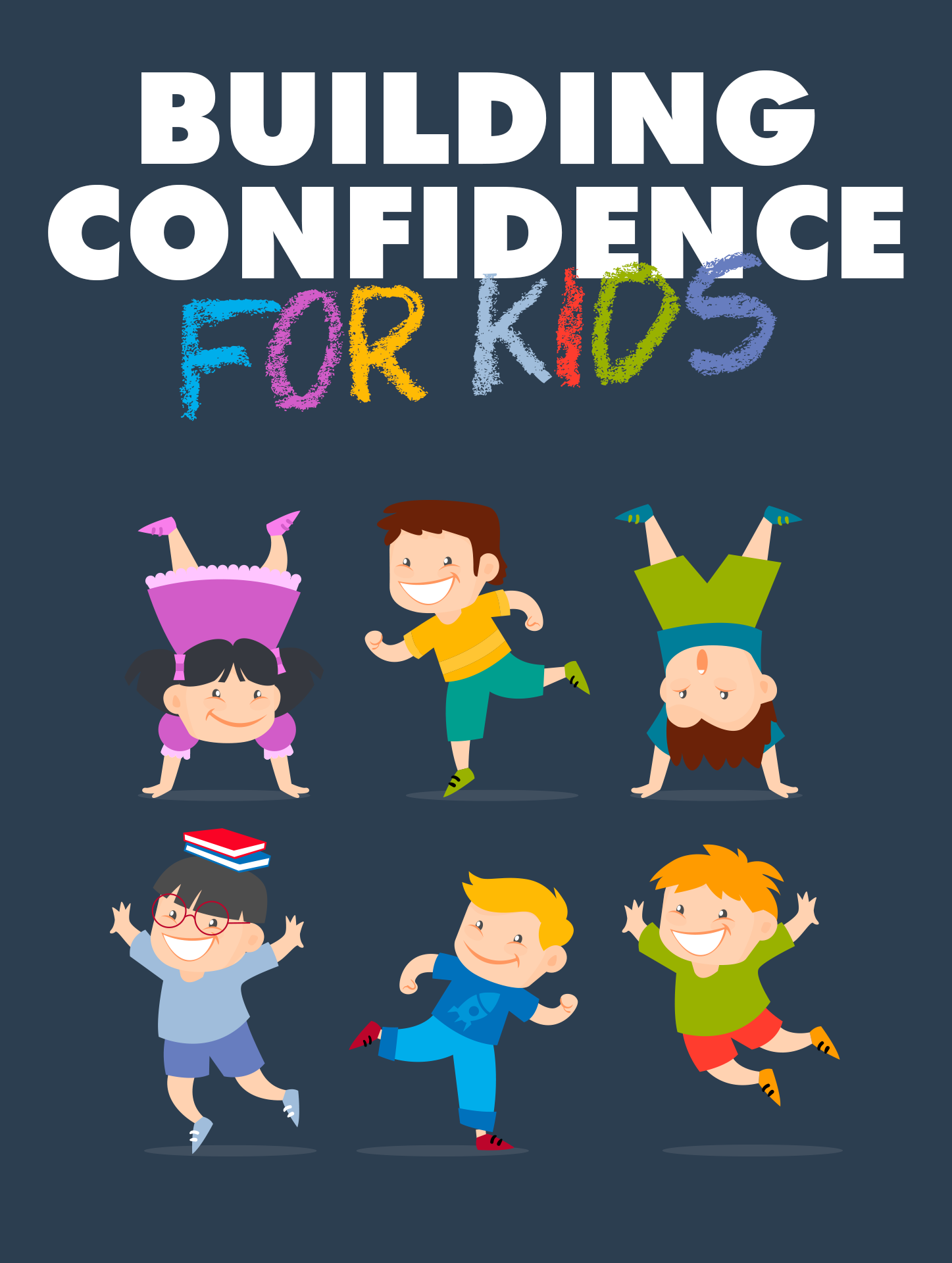 Building Confidence for kids useful for kids