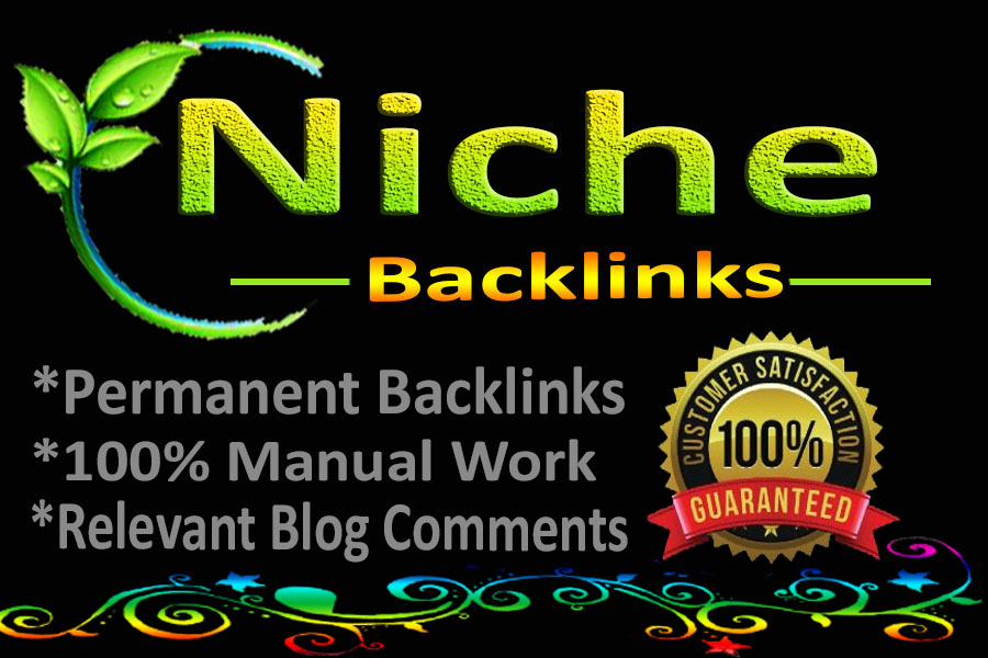 Provided70+ High Quality Niche Related Blog Comments Backlinks