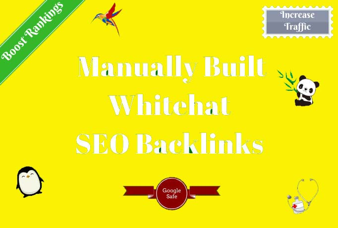 Latest And Manually Done Back-links To Improve Your Ranking