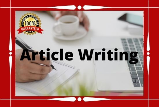 3 × 1000 words articles create for your blog and website