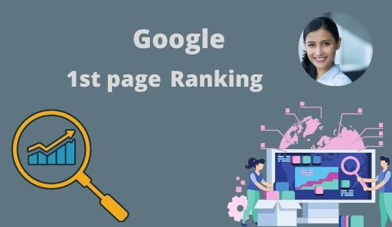 Offering you the best service of google ranking