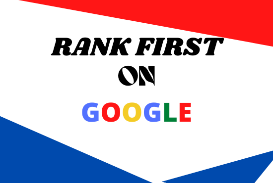 Offer you Guaranteed Rank On Google 1st Page-Manually Done Backlinks Package