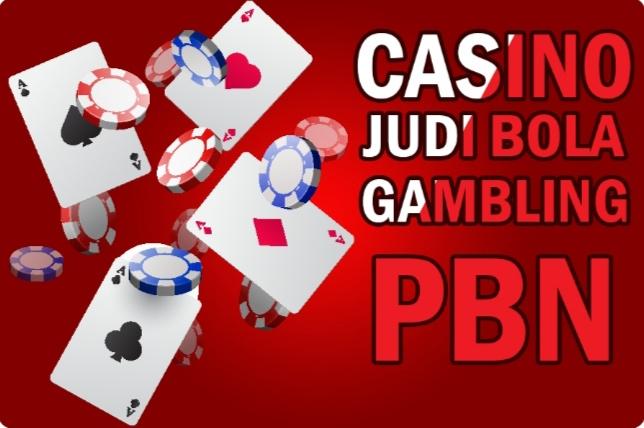 Create 40 HQ Dofollow DA 40+ Casino,  Judi,  Gambling High Quality PBN Backlinks