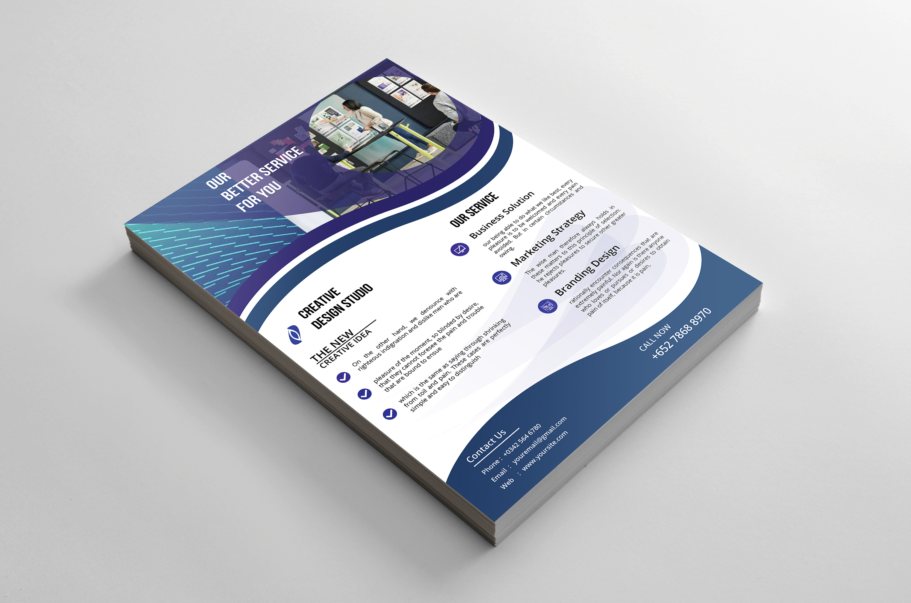 I will Design Corporate and Party flayer unique, Professional