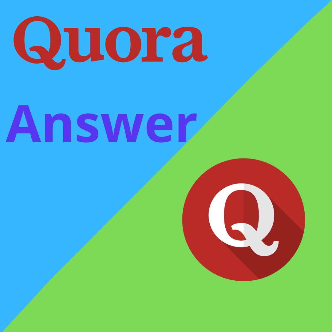 I will Provide 15 High Quality Quora Answer With Backlink