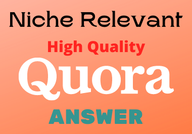 Provide 20 high quality quora answers