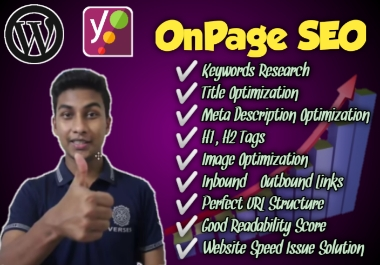 Complete Website On-Page SEO with WordPress using Yoast