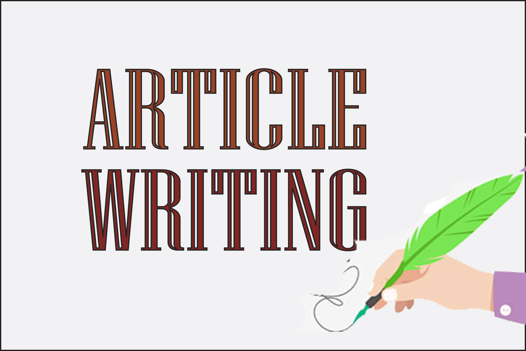 3× 1000 words articles composing for your site and blog