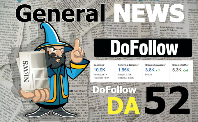 guest post on da 52 general blog with dofollow link