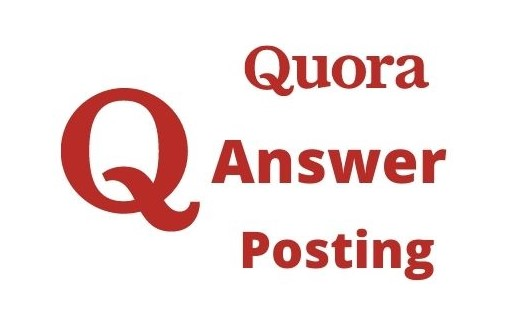 20 Quora Answer with 150+ Word & High Quality Clickable Backlinks